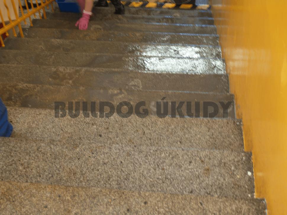 čištění schodišť praha