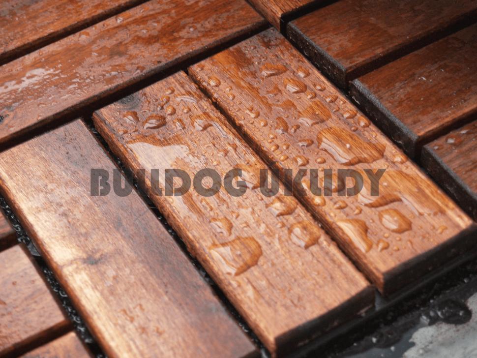 impegnace dřevěných podlah