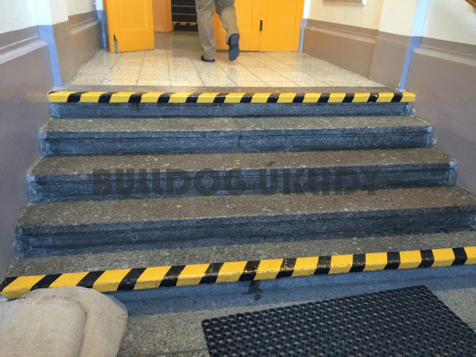 impregnace schodiště