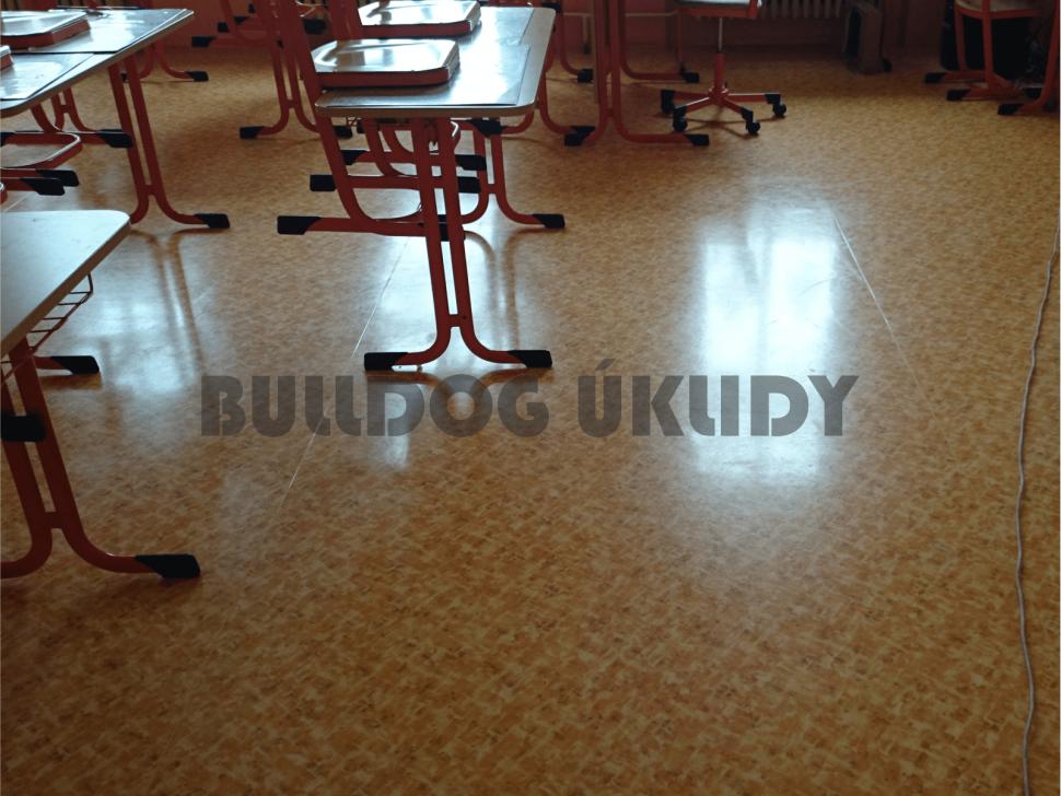 polymerace podlah